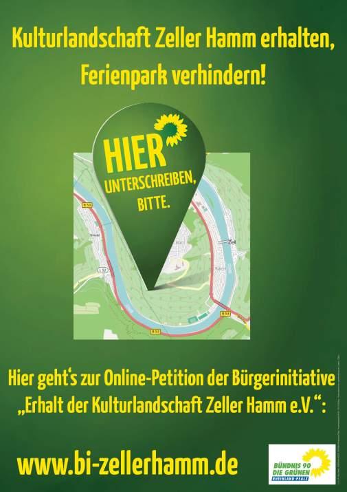 BürgerInitiative  Erhalt der Kulturlandschaft ZELLER HAMM e.V.