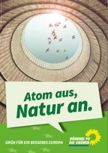 Atom aus - Natur an