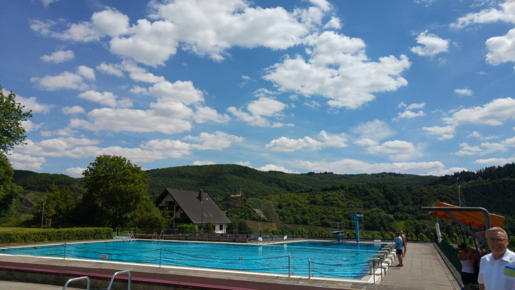Schwimmbad Ellenz-Poltersdorf